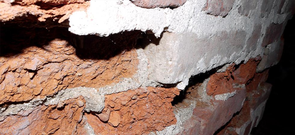 Rapport: Offerputsning på tegelmurverk