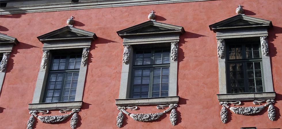 Oxenstiernska Palatstet & Beijerska Huset